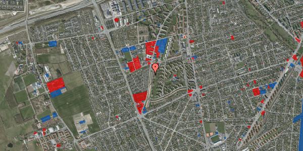 Jordforureningskort på Arnold Nielsens Boulevard 113, st. th, 2650 Hvidovre