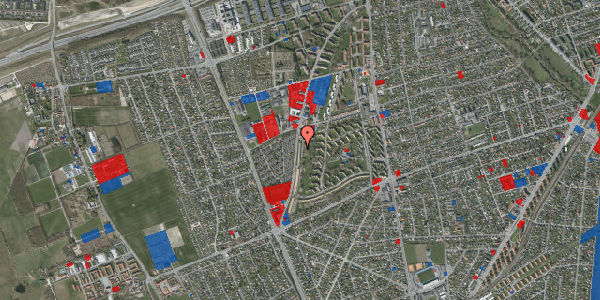 Jordforureningskort på Arnold Nielsens Boulevard 113, 1. th, 2650 Hvidovre