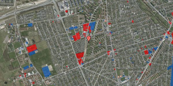 Jordforureningskort på Arnold Nielsens Boulevard 113, 1. tv, 2650 Hvidovre
