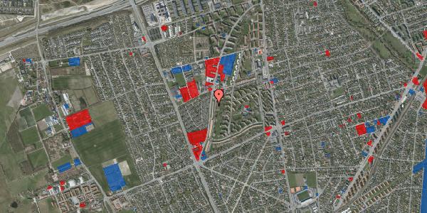 Jordforureningskort på Arnold Nielsens Boulevard 113, 2. th, 2650 Hvidovre