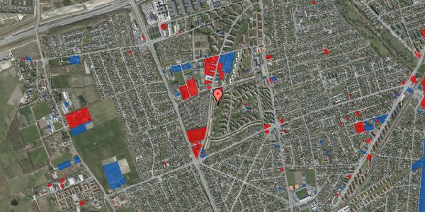 Jordforureningskort på Arnold Nielsens Boulevard 115, st. th, 2650 Hvidovre