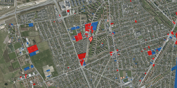 Jordforureningskort på Arnold Nielsens Boulevard 115, 1. th, 2650 Hvidovre