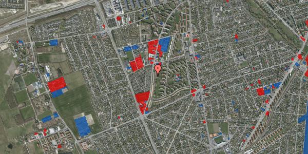Jordforureningskort på Arnold Nielsens Boulevard 117, st. th, 2650 Hvidovre