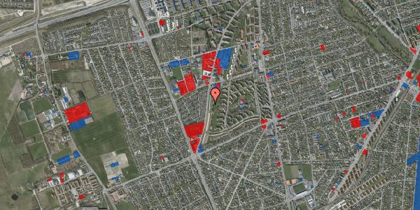 Jordforureningskort på Arnold Nielsens Boulevard 121, 2. tv, 2650 Hvidovre