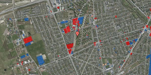 Jordforureningskort på Arnold Nielsens Boulevard 123, st. th, 2650 Hvidovre