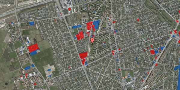 Jordforureningskort på Arnold Nielsens Boulevard 123, 1. th, 2650 Hvidovre