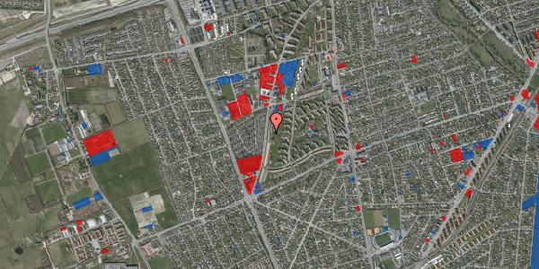 Jordforureningskort på Arnold Nielsens Boulevard 123, 1. tv, 2650 Hvidovre