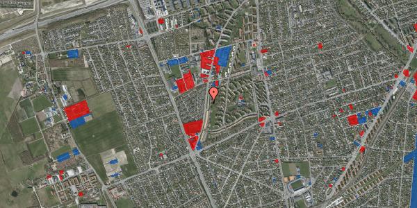 Jordforureningskort på Arnold Nielsens Boulevard 123, 2. th, 2650 Hvidovre