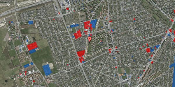 Jordforureningskort på Arnold Nielsens Boulevard 123, 2. tv, 2650 Hvidovre