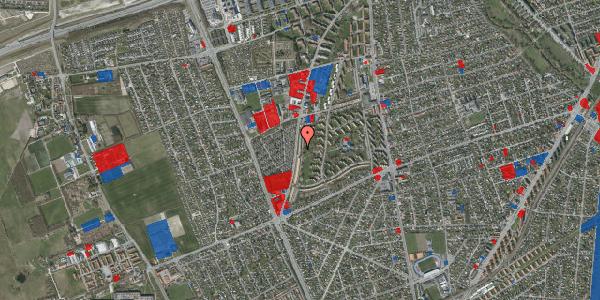 Jordforureningskort på Arnold Nielsens Boulevard 125, st. th, 2650 Hvidovre
