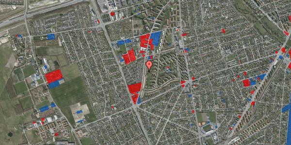 Jordforureningskort på Arnold Nielsens Boulevard 125, 2. tv, 2650 Hvidovre