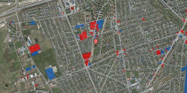 Jordforureningskort på Arnold Nielsens Boulevard 127, 1. th, 2650 Hvidovre