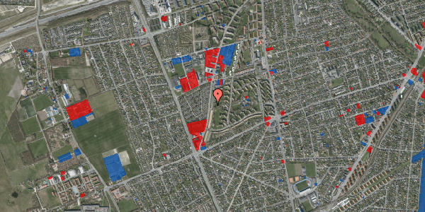 Jordforureningskort på Arnold Nielsens Boulevard 127, 2. tv, 2650 Hvidovre
