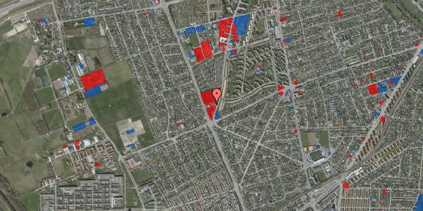 Jordforureningskort på Arnold Nielsens Boulevard 128, 2650 Hvidovre