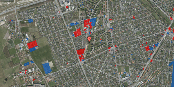 Jordforureningskort på Arnold Nielsens Boulevard 129, st. th, 2650 Hvidovre