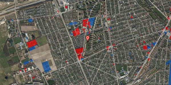 Jordforureningskort på Arnold Nielsens Boulevard 129, st. tv, 2650 Hvidovre