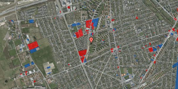 Jordforureningskort på Arnold Nielsens Boulevard 129, 2. th, 2650 Hvidovre