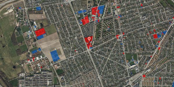 Jordforureningskort på Arnold Nielsens Boulevard 130, 2650 Hvidovre