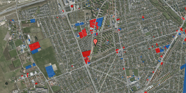 Jordforureningskort på Arnold Nielsens Boulevard 131, st. th, 2650 Hvidovre