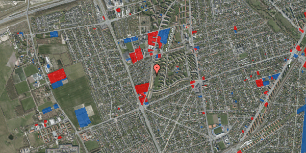 Jordforureningskort på Arnold Nielsens Boulevard 131, 2. tv, 2650 Hvidovre