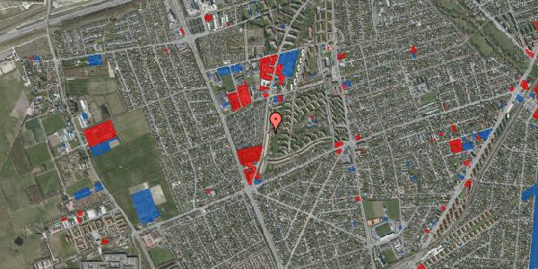 Jordforureningskort på Arnold Nielsens Boulevard 131, 3. th, 2650 Hvidovre