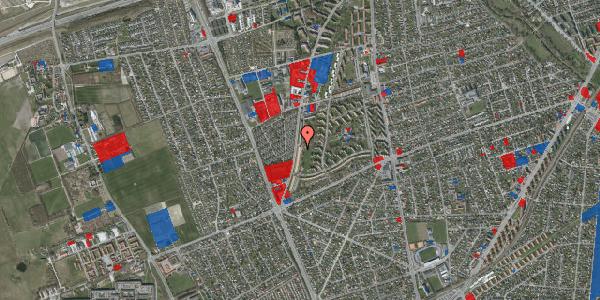 Jordforureningskort på Arnold Nielsens Boulevard 133, 1. th, 2650 Hvidovre
