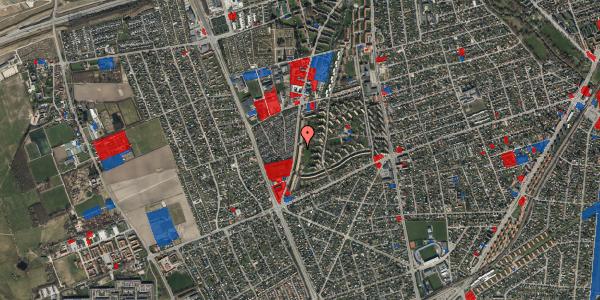 Jordforureningskort på Arnold Nielsens Boulevard 135, st. th, 2650 Hvidovre