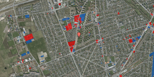 Jordforureningskort på Arnold Nielsens Boulevard 135, 1. tv, 2650 Hvidovre