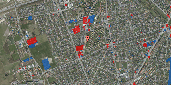 Jordforureningskort på Arnold Nielsens Boulevard 135, 2. tv, 2650 Hvidovre