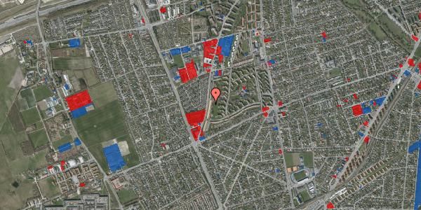 Jordforureningskort på Arnold Nielsens Boulevard 137, st. th, 2650 Hvidovre