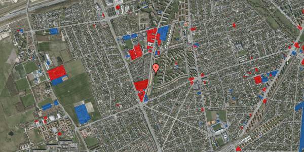 Jordforureningskort på Arnold Nielsens Boulevard 137, 2. th, 2650 Hvidovre