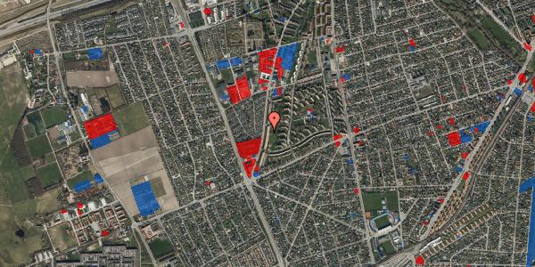Jordforureningskort på Arnold Nielsens Boulevard 139, st. tv, 2650 Hvidovre