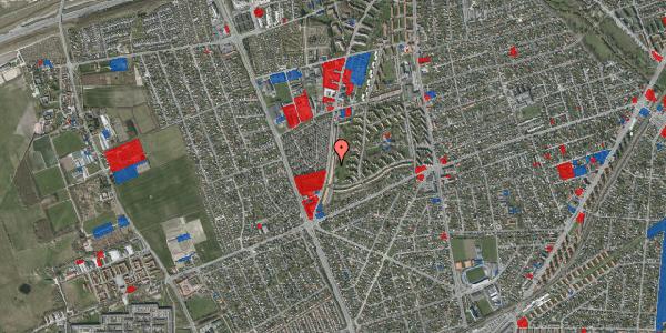Jordforureningskort på Arnold Nielsens Boulevard 141, st. th, 2650 Hvidovre