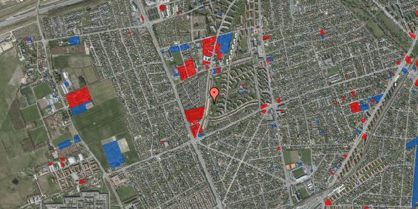Jordforureningskort på Arnold Nielsens Boulevard 141, 1. th, 2650 Hvidovre