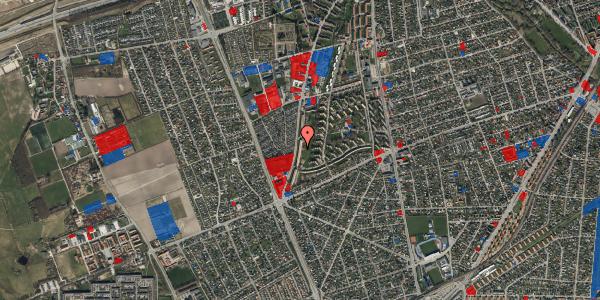 Jordforureningskort på Arnold Nielsens Boulevard 141, 1. tv, 2650 Hvidovre