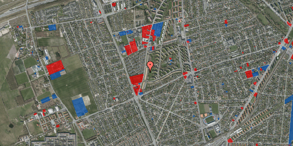 Jordforureningskort på Arnold Nielsens Boulevard 143, 1. tv, 2650 Hvidovre