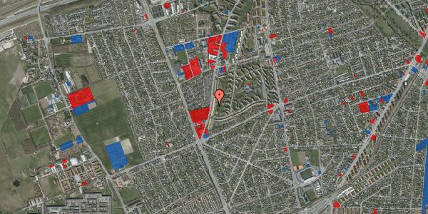 Jordforureningskort på Arnold Nielsens Boulevard 145, 1. th, 2650 Hvidovre