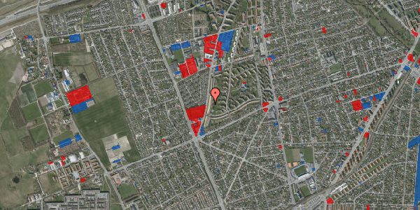 Jordforureningskort på Arnold Nielsens Boulevard 145, 2. tv, 2650 Hvidovre