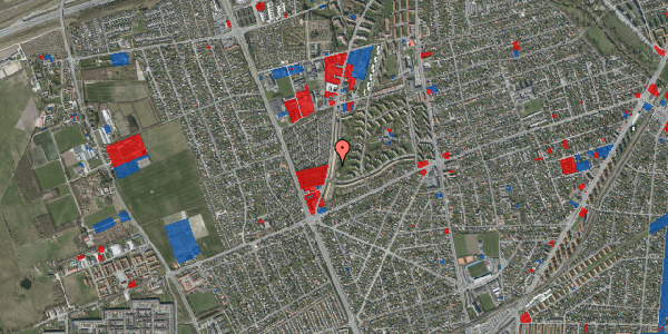 Jordforureningskort på Arnold Nielsens Boulevard 147, st. th, 2650 Hvidovre