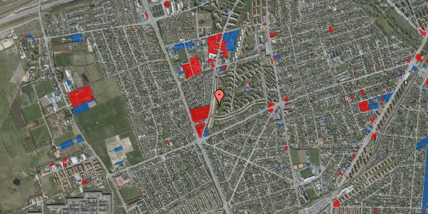 Jordforureningskort på Arnold Nielsens Boulevard 147, st. tv, 2650 Hvidovre