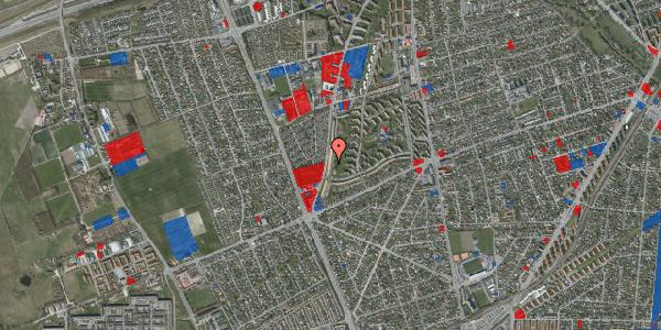 Jordforureningskort på Arnold Nielsens Boulevard 147, 1. th, 2650 Hvidovre