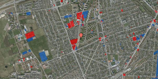 Jordforureningskort på Arnold Nielsens Boulevard 149, 2. th, 2650 Hvidovre