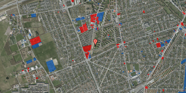 Jordforureningskort på Arnold Nielsens Boulevard 151, 2. th, 2650 Hvidovre