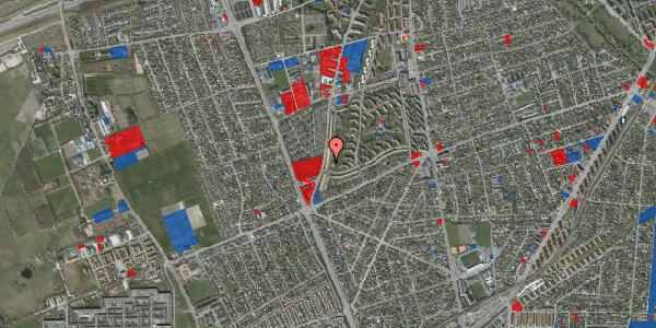 Jordforureningskort på Arnold Nielsens Boulevard 153, 1. th, 2650 Hvidovre