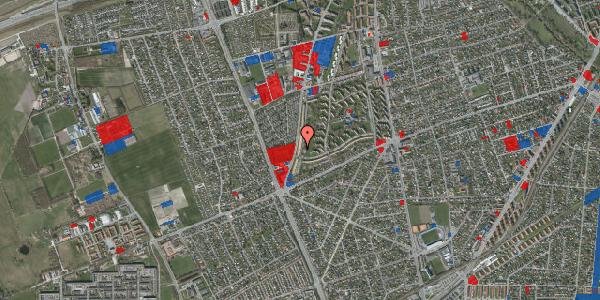 Jordforureningskort på Arnold Nielsens Boulevard 153, 3. th, 2650 Hvidovre
