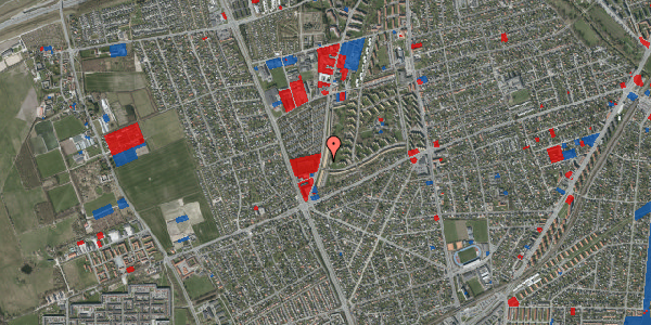 Jordforureningskort på Arnold Nielsens Boulevard 155, 1. tv, 2650 Hvidovre