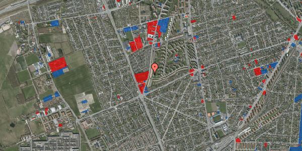 Jordforureningskort på Arnold Nielsens Boulevard 155, 2. tv, 2650 Hvidovre