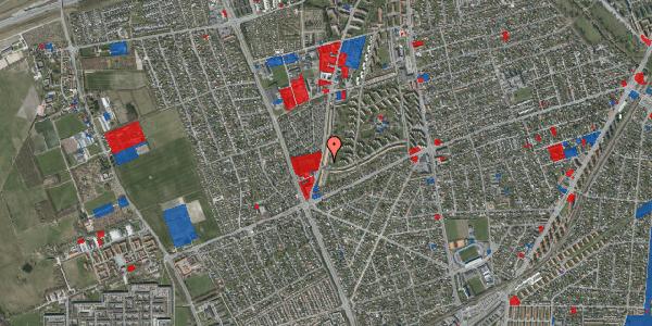 Jordforureningskort på Arnold Nielsens Boulevard 157, st. th, 2650 Hvidovre