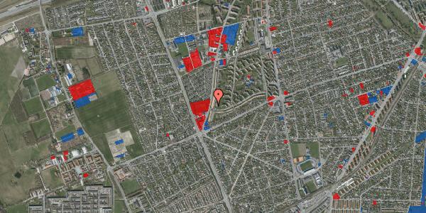 Jordforureningskort på Arnold Nielsens Boulevard 157, 1. th, 2650 Hvidovre