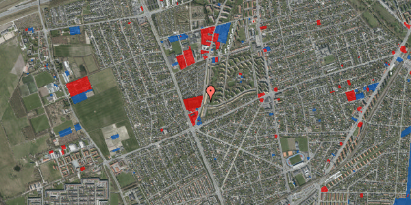 Jordforureningskort på Arnold Nielsens Boulevard 157, 2. tv, 2650 Hvidovre